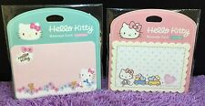 Cute Hello Kitty Message Card Memo Note Letter Envelope Gift Cards X'MAS Set NEW