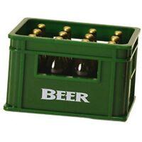 Bierkasten Flaschenöffner Flaschen-Öffner Bieröffner mit Magnet Kapselheber Grün