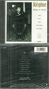 RARE / CD - REGINE : MEMO MELO ( NEUF EMBALLE - NEW & SEALED )