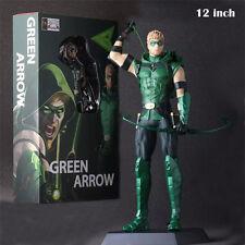 Dc Comics Crazy Toys The Green Arrow Justice League Action Figures Statue Model