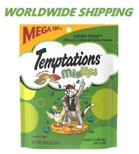 Temptations Treat for Cats Mix Ups Catnip Fever 6.3 Oz WORLDWIDE SHIPPING
