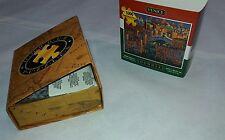 Dowdle Folk Art Jigsaw Puzzle Venice 1000 Pieces 19 1/4 x 26 5/8 Collectors Box