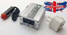150w dc à ac power inverter, 12v à 220v voiture van