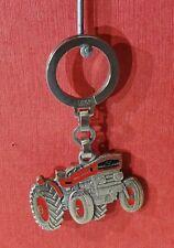 Original alter MASSEY FERGUSON Emaille Traktor Schlepper Schlüsselanhänger TOP