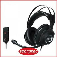 HyperX Cloud Revolver S Black On the Ear Gaming Headset