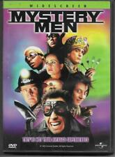 Mystery Men Dvd widescreen Flaming Carrot spin-off