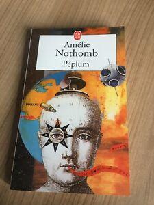 Livre Péplum | Nothomb Amélie Livre de Poche