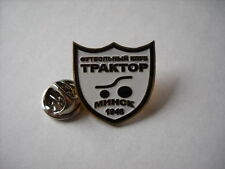 a1 TRAKTOR MINKS FC club spilla football calcio футбол pins bielorussia belarus