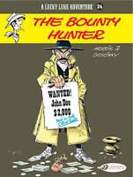 Lucky Luke: v. 26: Bounty Hunter by Goscinny (Paperback, 2010)
