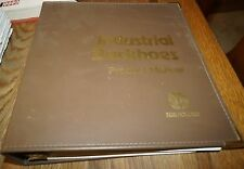 1994 Ford New Holland Industrial Backhoes Product Manual Book