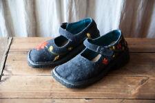 Paire de chaussures femme vintage Camper fleurs hippie