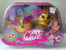 Winx Club Winx's Magical Fairy Pets Tecna Magic Pet Chicko by Rainbow 2010 RARE