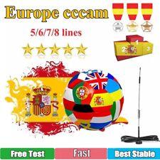 8 Linien / Best Oscam und Cccm / Stabile *1 Jahr* Ganz Europa *HD*