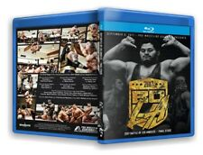 Pro Wrestling Guerrilla -Battle of Los Angeles 2017 Final Stage Blu-Ray,PWG BOLA