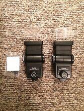 Vivitar 285hv Flash Set Nikon Canon Fujifilm Off Camera Flash Photography