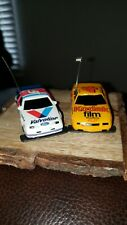 Vintage tyco nascar slot cars, #4  and #6, set of 2