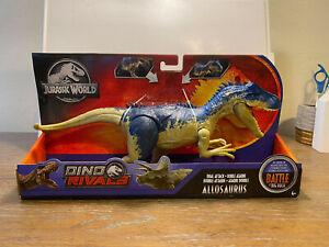 Jurassic World - Dino Rivals - Battle at Big Rock - Dual Attack - Allosaurus
