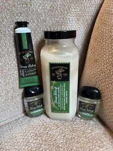 Bath & Body Works EUCALYPTUS SPEARMINT Luxury Bubble Bath Stress Relief Gift Set