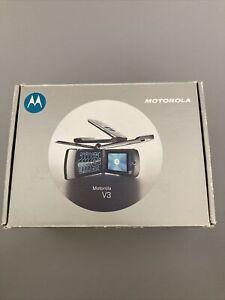 Motorola  RAZR V3, Silber, Klapphandy