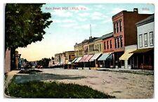 1915 Main Street, Fox Lake, WI Postcard *5J6