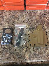 Raven Concealment Glock 42 R/H Phantom Holster Coyote Tan