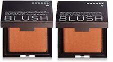Korres Women's Mirrored Compact Blush Powder 42 Fard A Joues 2x 7g Make Up