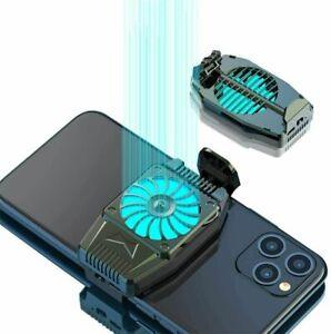 SUPPORTO VENTOLA RAFFREDDAMENTO CELLULARE SMARTPHONE RADIATORE PER TELEFONO