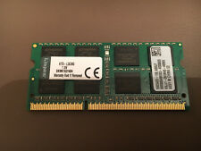 KINGSTON 8Go KTD-L3C/8G PC3-12800 1600MHz