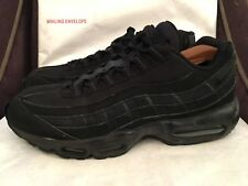 Nike Air Max 95 Triple Black Anthracite Mens Size 11 609048-092 Sneakers Shoes