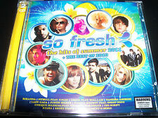 So Fresh The Hits Of Summer 2011 + The Best Of 2010 – 2 CD - Like New