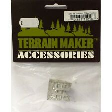 Terrain Maker Accessories - Bombed Out 2-Bay Townhouse - 1:285