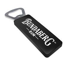 Bundy Bundaberg Bottle opener Magnet ChristmasMan Cave Fathers Day Gift