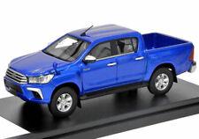 Hi Story 1/43 Toyota Hilux Z 2017 Nepyura Blue Metallic From Japan