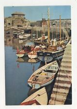 Mevagissey Harbour Cornwall Postcard 732a