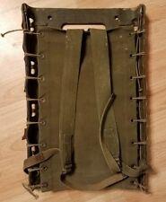 VINTAGE 1944 WW2 US Army Military Gear Packboard Backpack Artek-Pascoe Inc