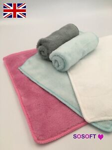 Super Soft Face Wash Cloth Wipe Magic Microfibre Reusable Makeup Removal Towel