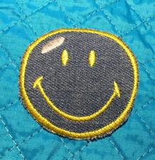 Aufnäher Aufbügler Patch Applikationen Bügelbilder Bügelflicken Smiley Emoji
