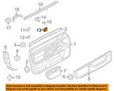 BMW OEM 95-01 750iL-Interior Inside Door Handle 51418156532