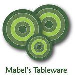 Mabel's Tableware