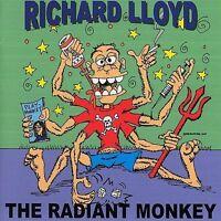 The Radiant Monkey by Richard Lloyd (Rock) (CD, Oct-2007, Parasol Records)