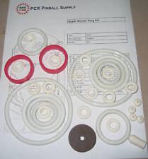 1975 Gottlieb Super Soccer Pinball Rubber Ring Kit