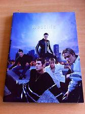 WESTLIFE - Tour 2001  Tour Programme