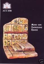 Muro con iscrizioni egizie (ACC058)