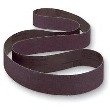 """3M Sanding Belts 341D: 1-1/2"""" x 18-15/16"""", 80g.  Aluminum Oxide (5ea)"""