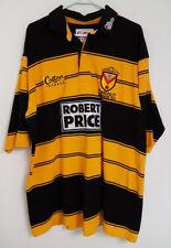 2001 Principality Cup Winner. Newport Robert Price M-XL Rugby Shirt Short Sleeve
