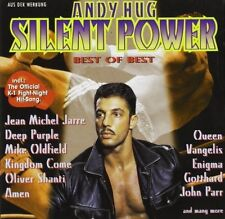 Silent Power-Andy Hug-Best of Best Queen, Amen, Jean Michel Jarre, Gottha.. [CD]