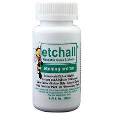 etchall(R) Etching Creme-4oz