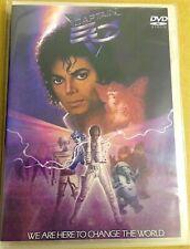 MICHAEL JACKSON [1986] CAPTAIN EO - THE MOVIE - WIDESCREEN [DVD]