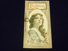 1906 MARCH THE BURR MCINTOSH MONTHLY MAGAZINE - CLARK HOBART COVER - II 2864