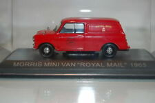 Altaya Mini Morris Van Royal Mail 65 - Ixo 1/43 (CochesAescala) test editorial